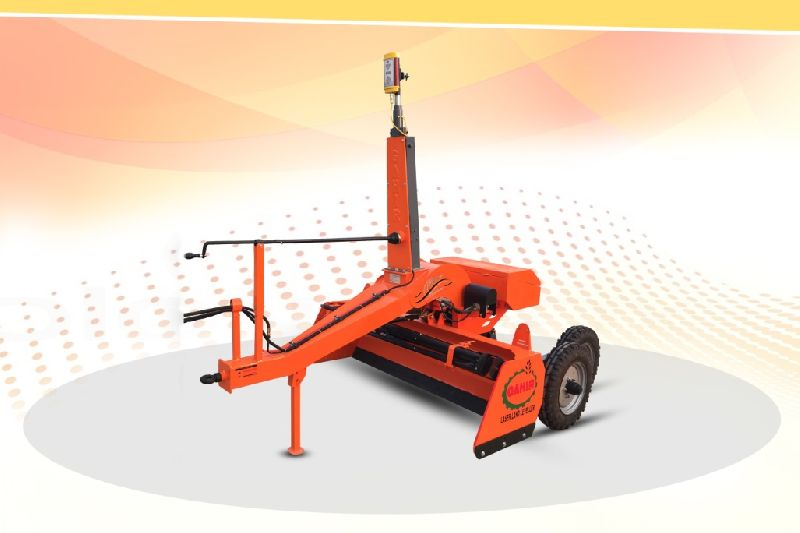 Buy Curvo Laser Land Leveler from Gahir Agro Industries