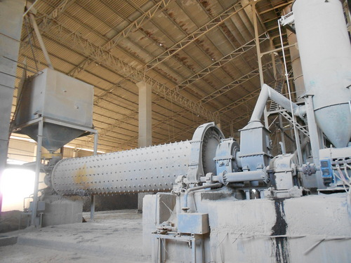 Used Cement Plant
