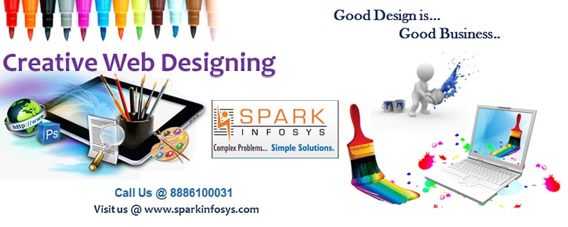 Services Web Designing From Telangana India By Sparkinfosys Id 1112457