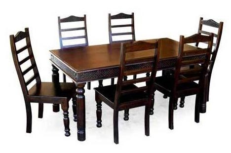 Buy Wooden Dining Table Set from Tarun Furnishers   Interior ... dcb87aaf8