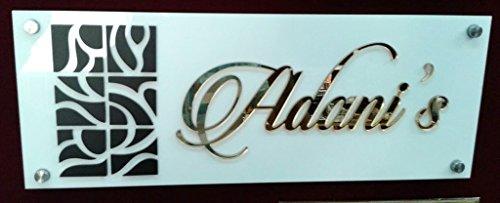 ACP sheet Name Plates Manufacturer in Karnataka India by