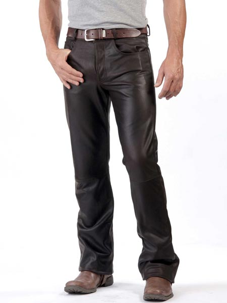 52c46e2d1 Mens Leather Trouser Manufacturer in Mumbai Maharashtra India by ...