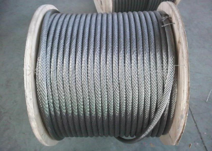 1*19w Non Rotating Steel Wire Rope Manufacturer & Manufacturer ...