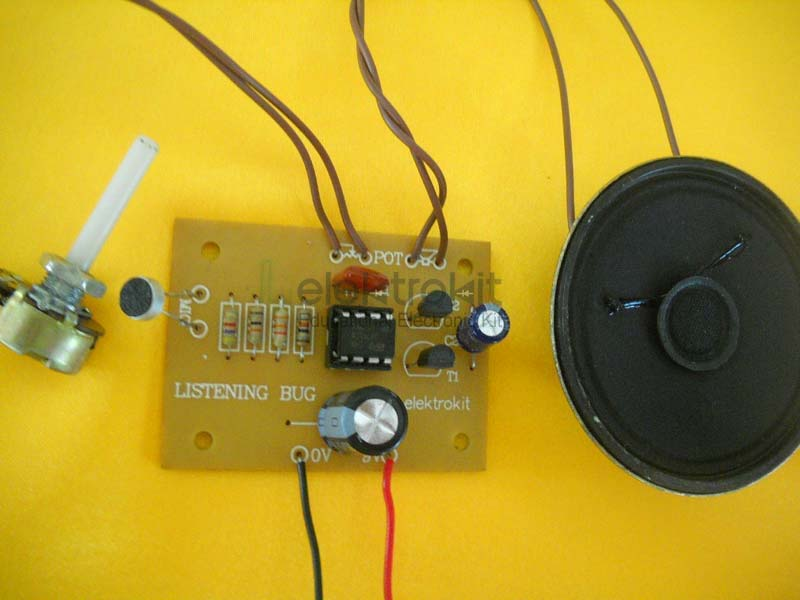 listening bug manufacturer in maharashtra india by devices