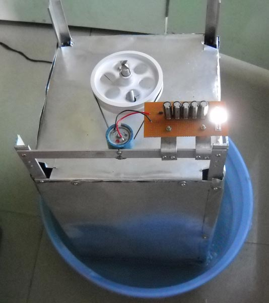 Hydroelectric Turbine Generator Model Manufacturer in ...
