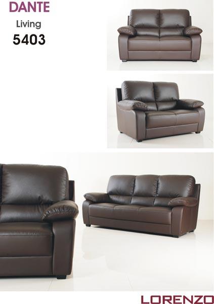 Genuine Fabric Sofa 5403
