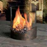 Terra Park Gas Fire Table
