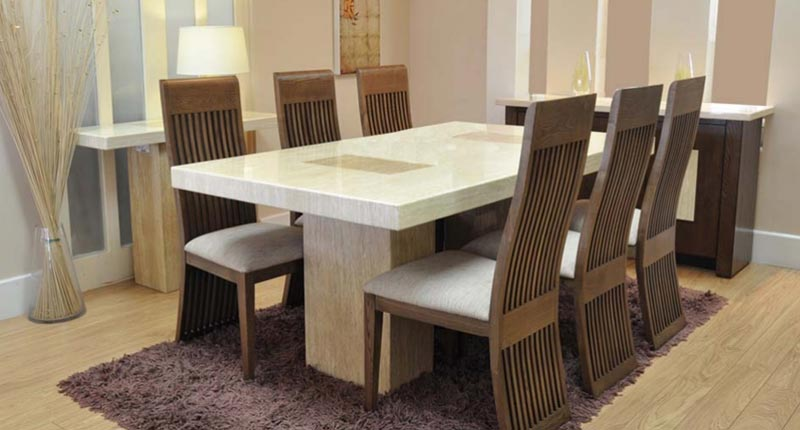 Buy Wooden Dining Table Set From Saawariya Interior