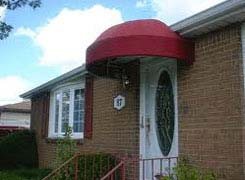 dome awnings (541125)