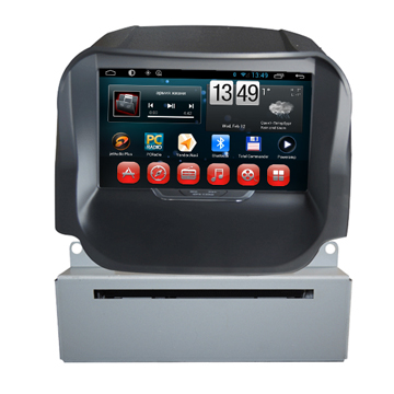 In Dash Car Rds Media Player for Ford Ecosport 2013 with Dvd