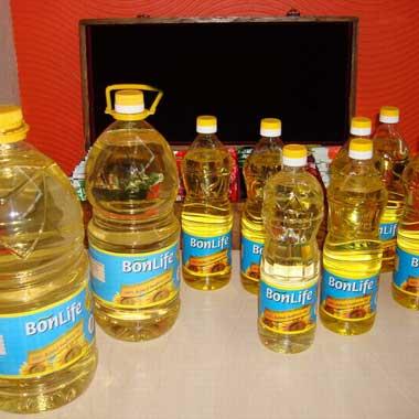 Refined Sunflower Oil (Refined Sunflower Oi)