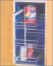 Kitchen Cabinet Baskets - 2 (Kitchen Cabinet Bask)