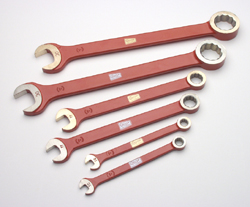 Spanners - 206 inch sizes (Spanners - 206 inch )