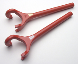Valve and hook spanner - 207EX.SPC mm sizes (Valve and hook spann)