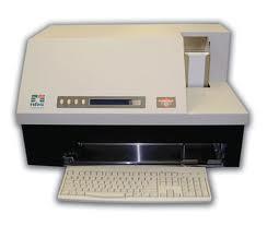Advantage M2 M3  Desktop Embossing Machine