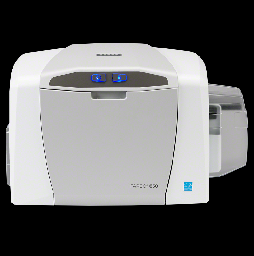 C50 Fargo Plastic ID Card Printer