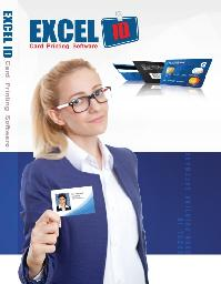 Excel ID Card Printing Software