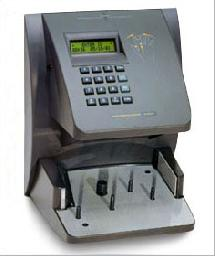 Hand Punch 3000 Biometrics Time Attendance Machine