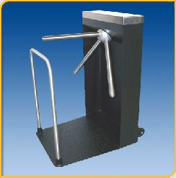 LC100 Portable Waist High Security Turnstiles