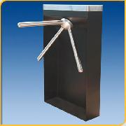 LC100 Waist High Security Turnstiles