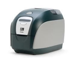 P100i Zebra Plastic ID Card Printer
