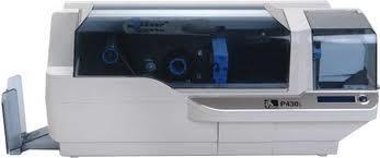 P430i Zebra Plastic ID Card Printer
