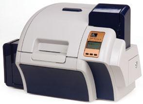 ZXP Series 8 Secure Zebra Plastic ID Card Printer