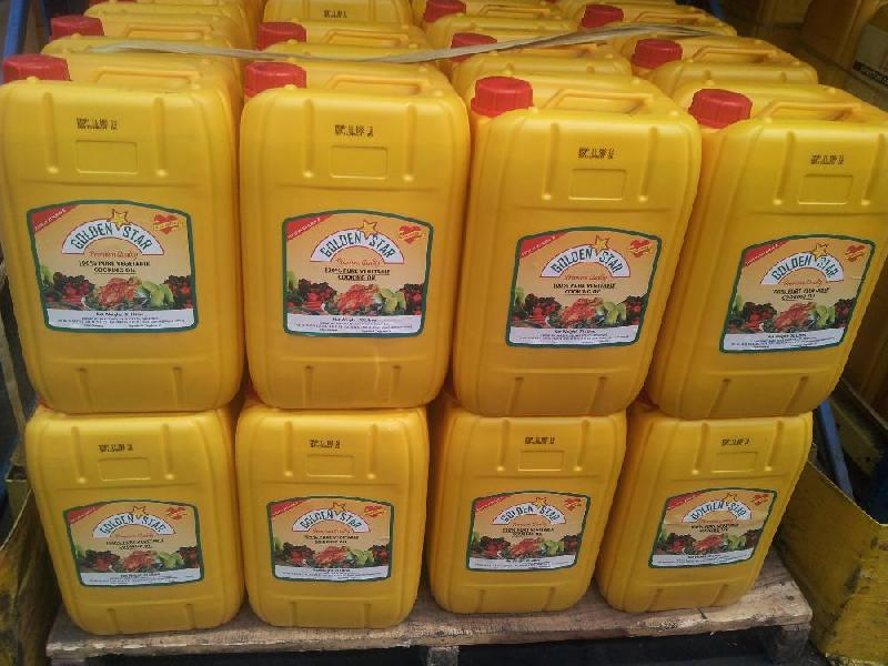 Jerry Can Cooking Oil