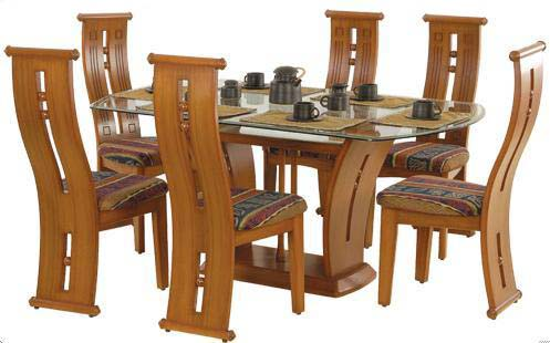 Wooden dining table set manufacturer manufacturer from for Dining table set latest design
