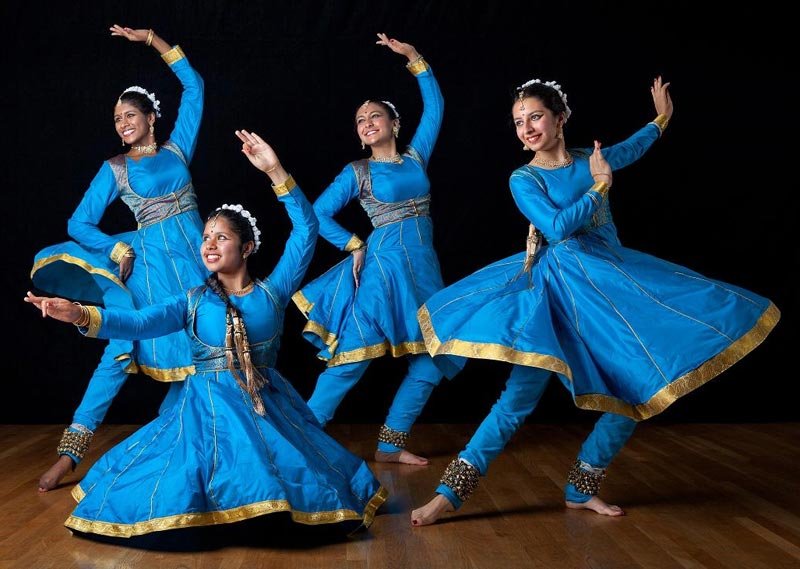 3b96d170c89a Buy Classical Dance Dress from The Vibz Costume Suppliers, Jalandhar ...