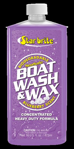Boat wax