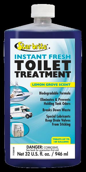 Instant Fresh Toilet Treatment