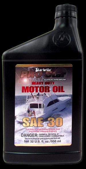 Pro Star Super Premium Heavy Duty Motor Oil