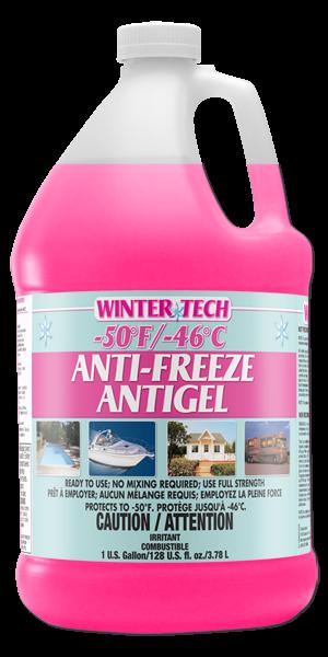 Water System Antifreeze