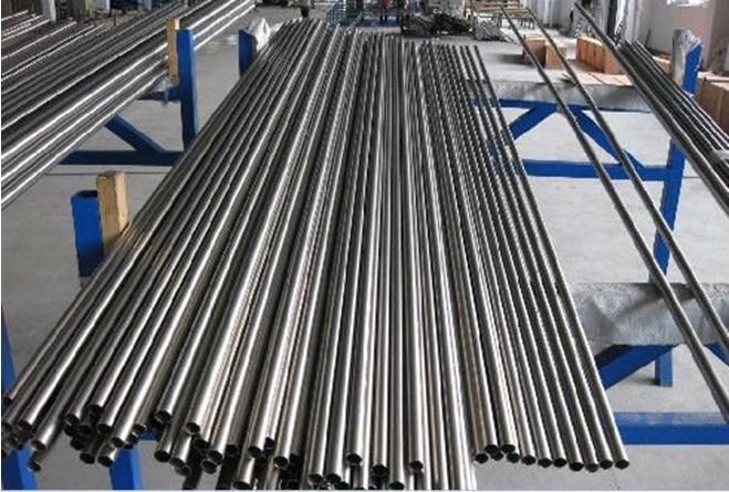 Titanium Tube Manufacturer in Shaanxi China by Baoji