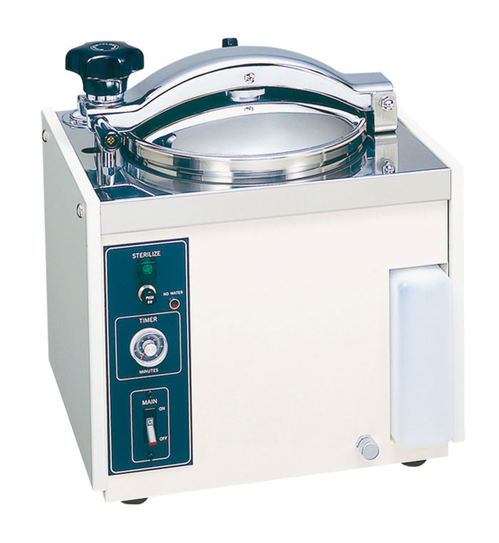 Personal Autoclave (KT-2322/2346)