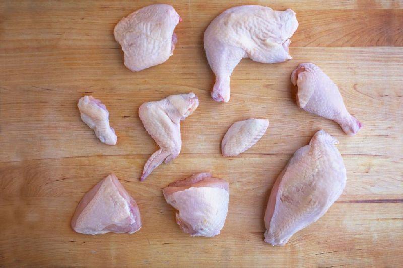 Frozen Chicken Thighs