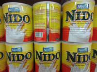 Nido cream milk powder