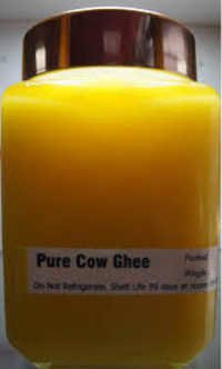 Pure Cow Butter Ghee (Cow Ghee)