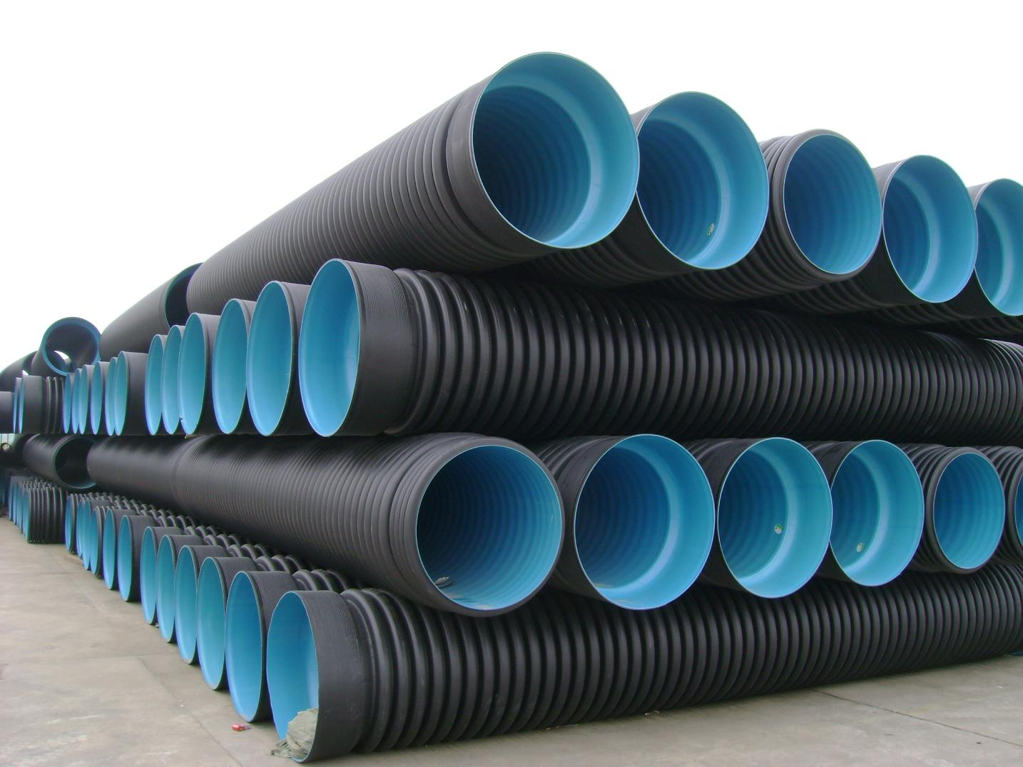 Hdpe Underground Spiral Conduit Cable Duct Manufacturer ...