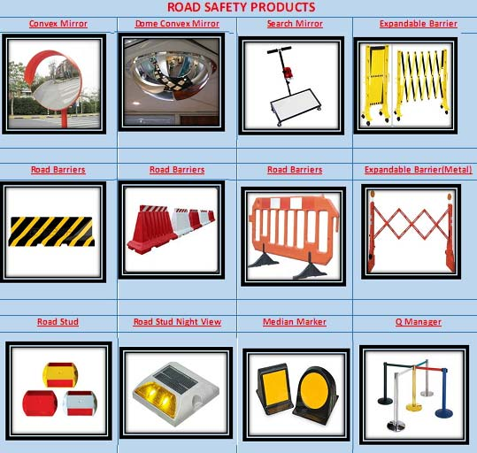 Road Safety Equipments Suppliers - Best Equipment In The World