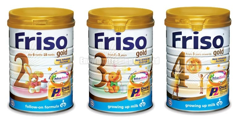 Friso Baby Milk Powder Manufacturer & Exporters from, South