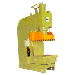 Buy C Frame Hydraulic Press from Sree Engineering Equipments