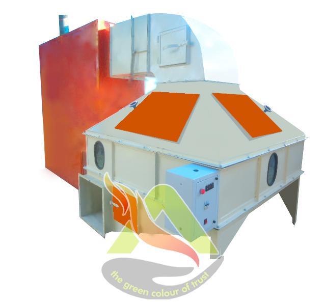 Spices Dryer Machine (909)
