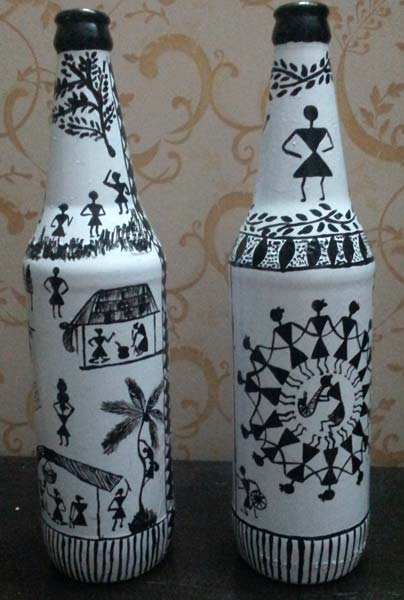 Warli paintings manufacturer in maharashtra india by marvelous exim warli paintings thecheapjerseys Images