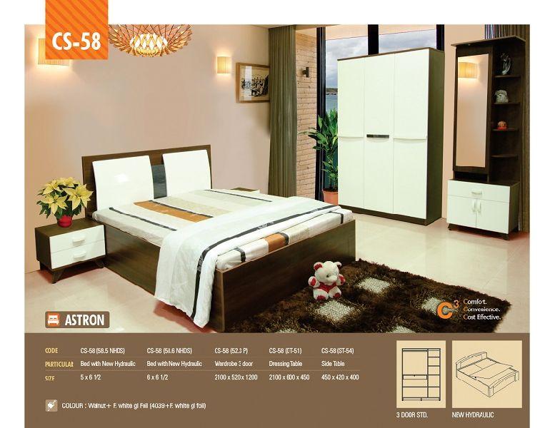 bed furniture (CS-58 (58.5 NHDS))