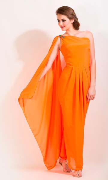 099701e2de9 saree gown Manufacturer in Jalandhar Punjab India by CHIARO DEVIKA ...