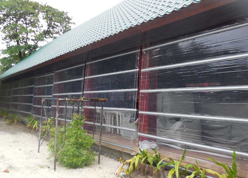 Outdoor Blinds Manufacturer In Karnataka India By Matts Corner India