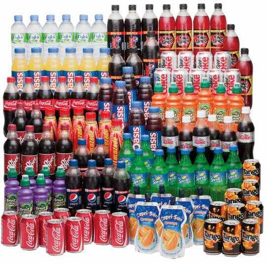 soft drinks in india