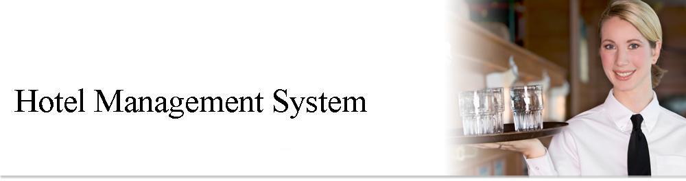 Hotel Management System Service